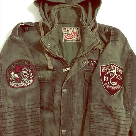 Affliction Other - Affliction jacket